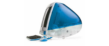 iMac G3 DV Slot Loading